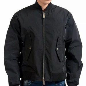 DSQUARED2 new bomber jacket full zip windbreaker